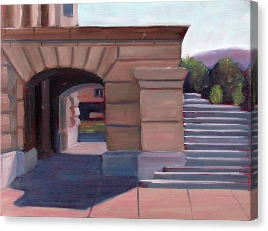 Boise Capitol Building 04 Canvas Print