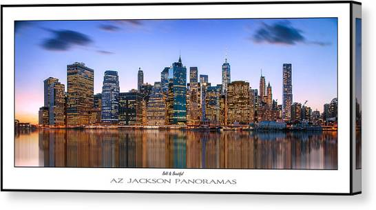 Big East Canvas Print - Bold And Beautiful Poster Print by Az Jackson