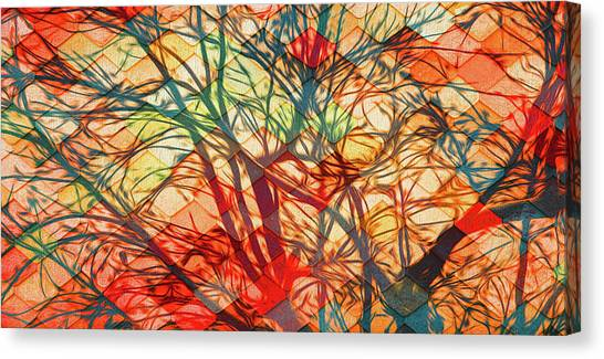 Bold And Colorful Canvas Print