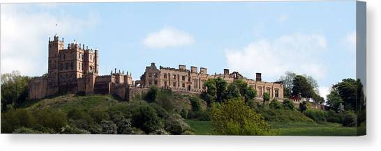 Bolsover Canvas Print by Cathy Weaver