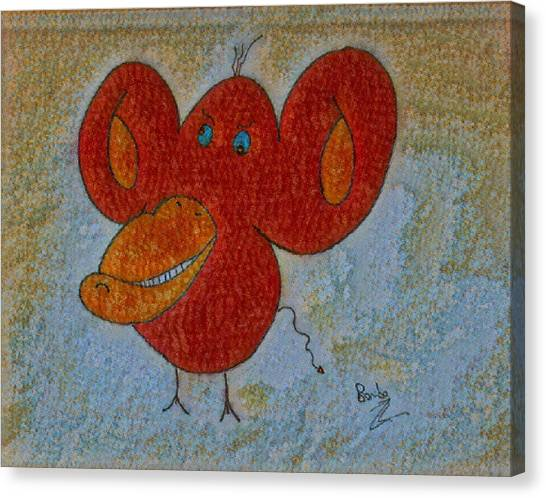 Bombo Canvas Print