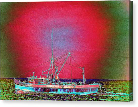 Bonaker Canvas Print