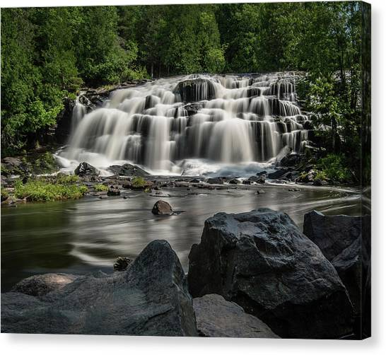 Bond Falls IIi Canvas Print