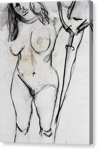 Bonnie Canvas Print by Brad Wilson