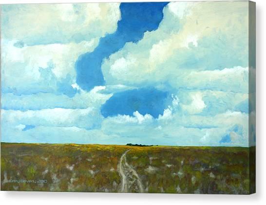 Bonny Ranch Canvas Print