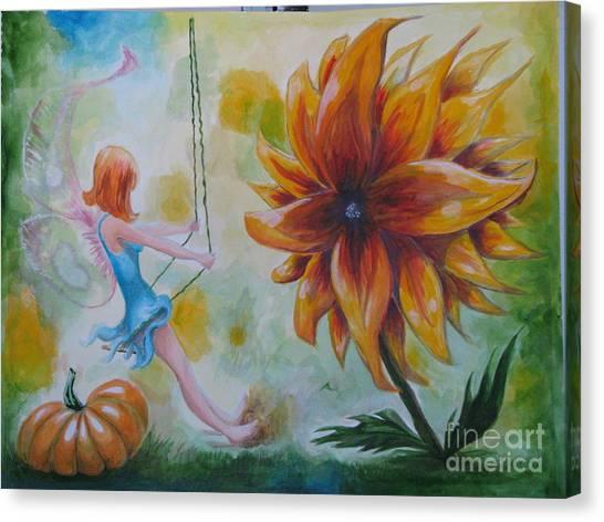 BOO Canvas Print