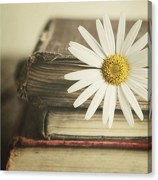 Bookmarked Canvas Print