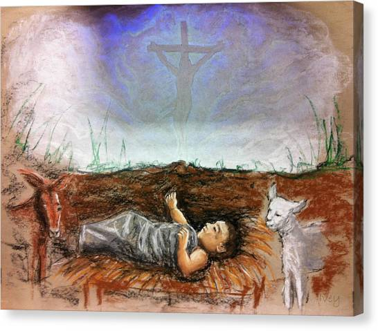 Born To Die Canvas Print