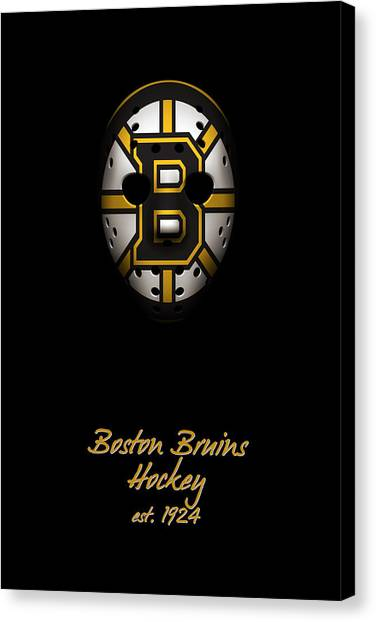 Boston Bruins Canvas Print - Boston Bruins Established by Joe Hamilton
