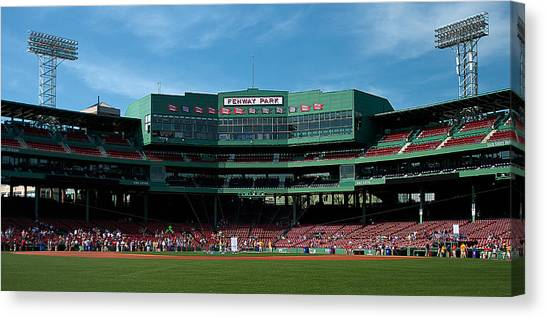 Boston's Gem Canvas Print