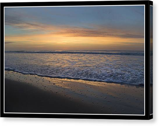Ocean Sunrises Canvas Print - Boundless by Betsy Knapp