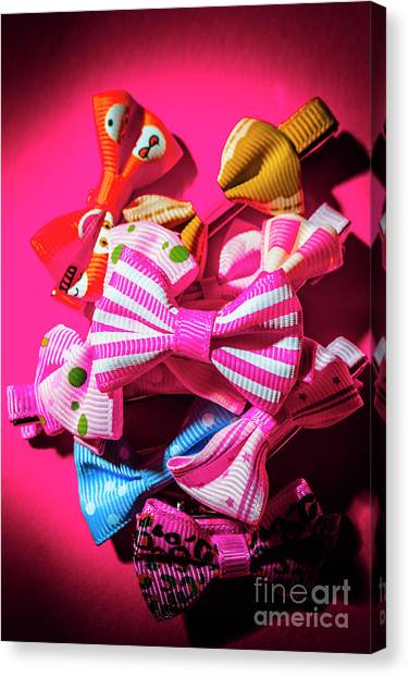 Knot Canvas Print - Bow Tie Fashion Show by Jorgo Photography - Wall Art Gallery