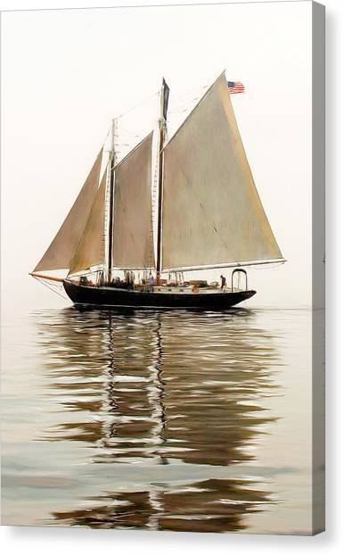 Bowditch Canvas Print