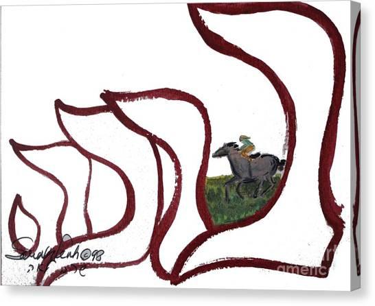 Bracha Nf1-135 Canvas Print