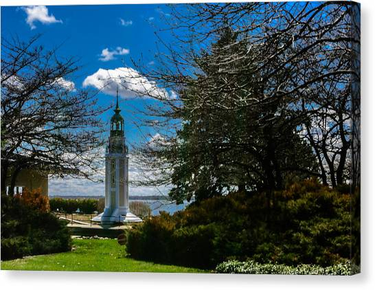 Bray's Point Lighthouse Canvas Print