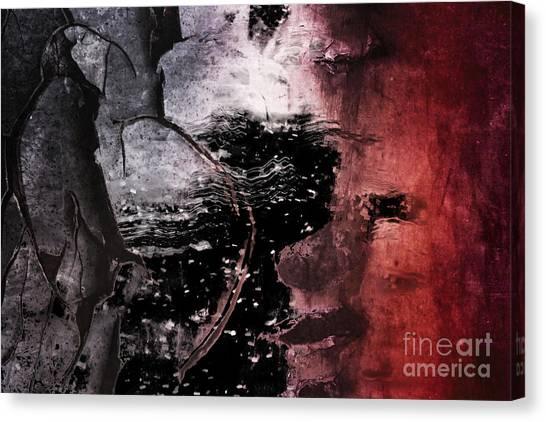 2015 Canvas Print - Break Through by Az Jackson