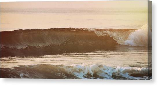 Breaking Wave Canvas Print by JAMART Photography