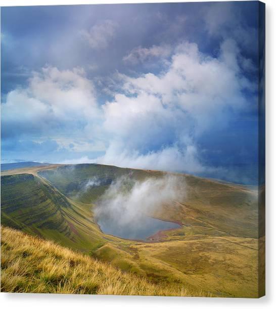 Brecon Beacons National Park 3 Canvas Print