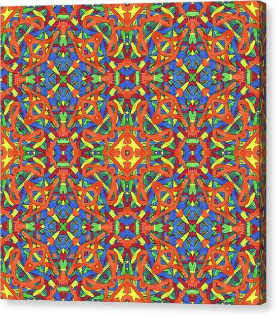 Brexit - Multi Pattern Canvas Print