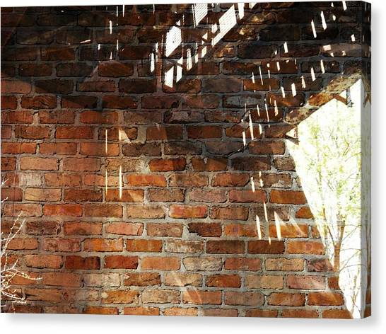 Brick And Rust Canvas Print