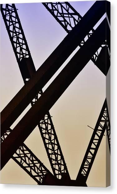 Bridge No. 1-1 Canvas Print
