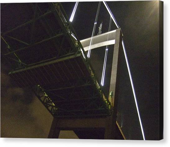 Bridge No 2 Canvas Print by Dan Andersson