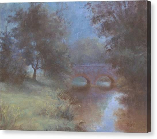 Bridge Out Of Time Canvas Print