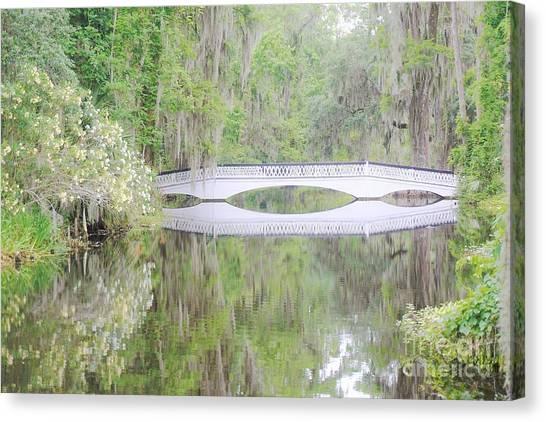 Bridge Over1 Canvas Print