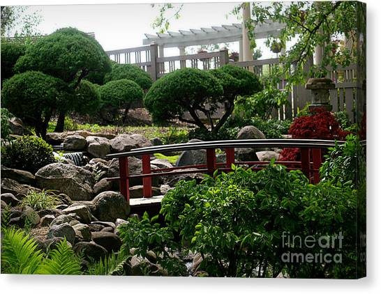 Rotary Gardens Canvas Prints | Fine Art America