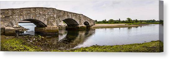 Bridging Time Canvas Print