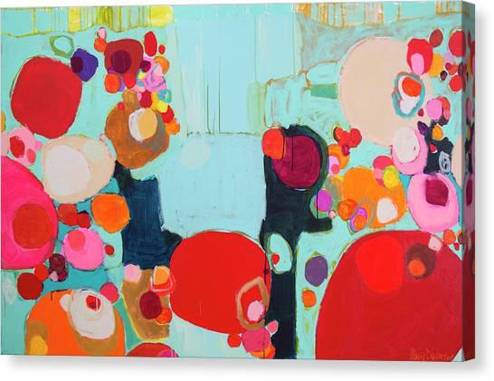 Canvas Print - Bright As Quiet by Claire Desjardins