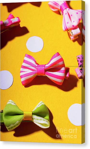 Tuxedo Canvas Print - Bright Bow Tie Gallery by Jorgo Photography - Wall Art Gallery