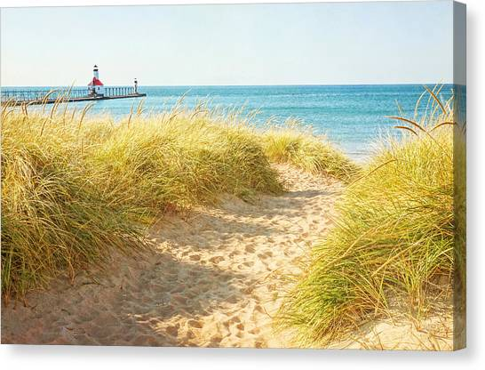 Bright Sunshiny Day Canvas Print