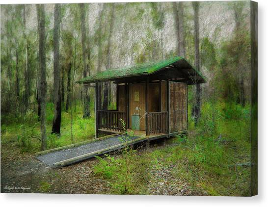 Brimbin Nature Reserve 01 Canvas Print