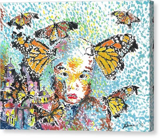 Bring Her Home Safely, Morelia- Sombra De Arreguin Canvas Print