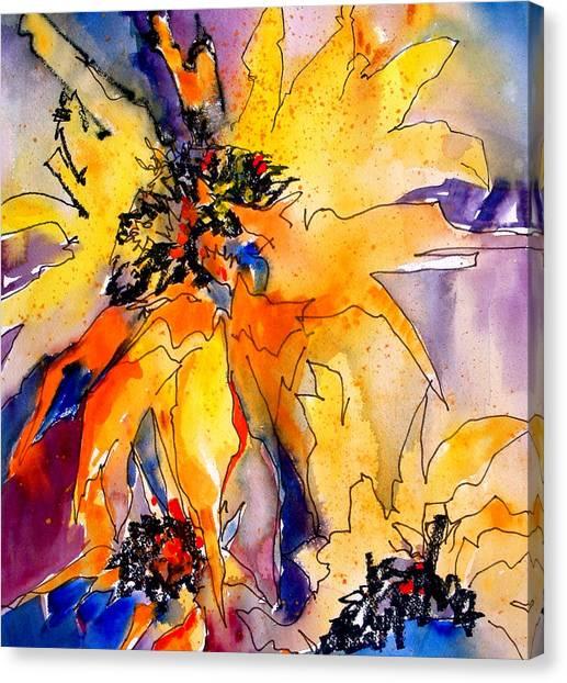 Canvas Print - Bring On The Sun by Jane Ferguson