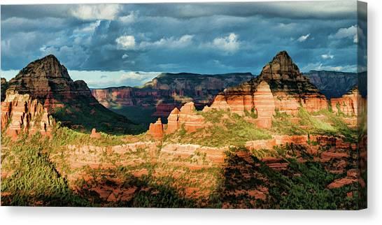 Brins Ridge 04-044pan N Canvas Print