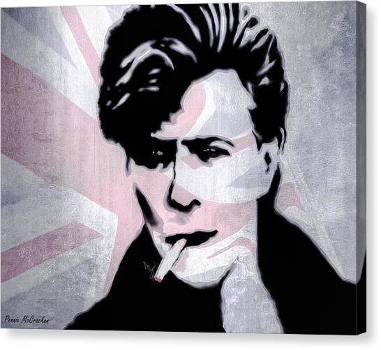 British Rock Canvas Print