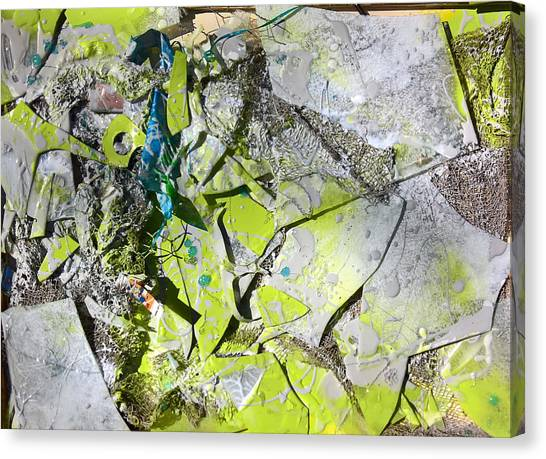 Broken And Reformed #3 Canvas Print