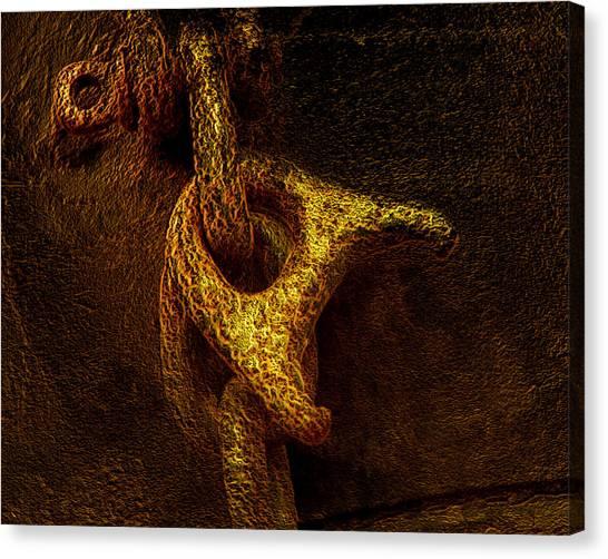 Bronze Age  Canvas Print by Roger Soule