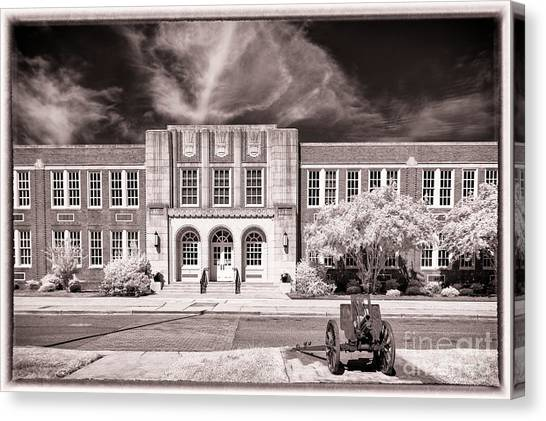 Brookland - Cayce H S Canvas Print