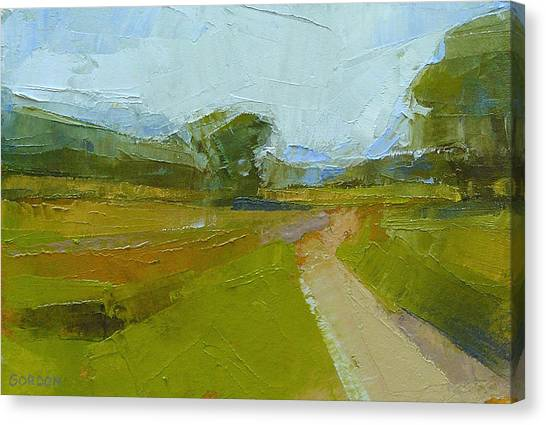 Canvas Print - Bruce Vento Nature Sanctuary by Kim Gordon