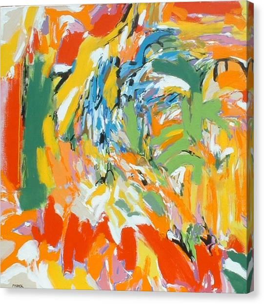 Bruckner Canvas Print by Garry Pisarek