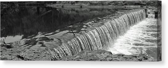 Brushy Creek II Canvas Print