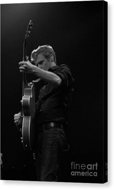 Bryan Adams Canvas Print