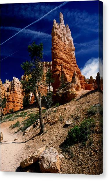Bryce Canyon 10 Canvas Print by Art Ferrier