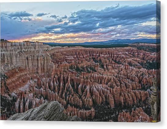 Bryce Point Grandeur Canvas Print