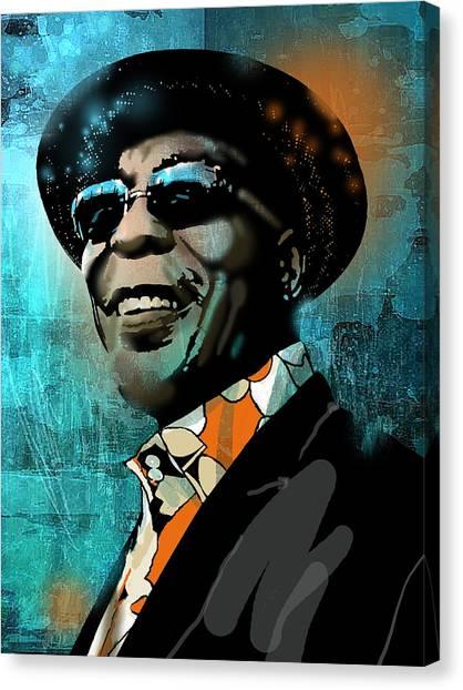 Buddy Guy Canvas Print