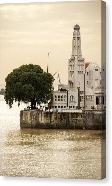 Buenos Aires Lighthouse Canvas Print