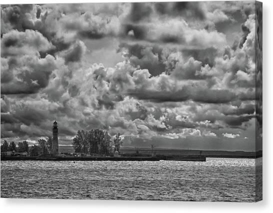 Buffalo Lighthouse 8111 Canvas Print